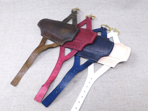 14th 15th leather bracer archer medieval longbow LARP
