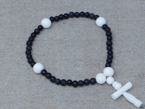 15th/16thC Rosary mary rose medieval