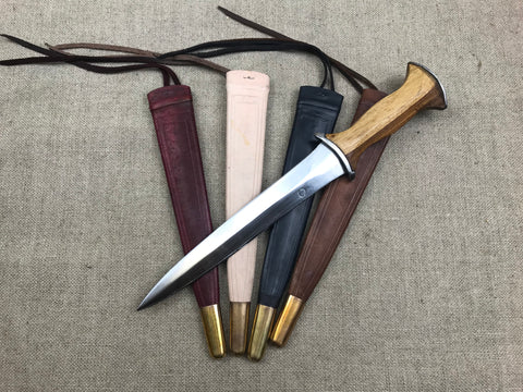 Swiss German Baselard dagger TC55 -  ON BACK ORDER -APPROX 6 WKS