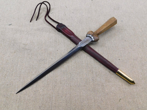Dudgeon  border reiver dagger reenactment scottish