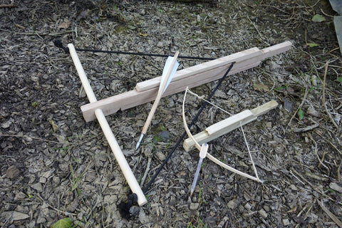 simplest crossbow todcutler