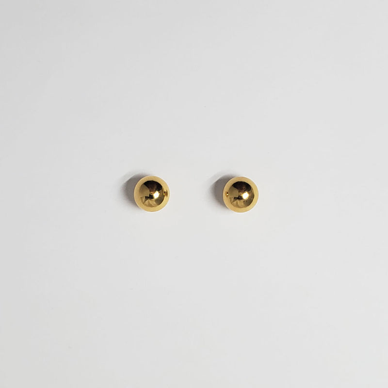 Basic Simple Stud Earrings BA1003