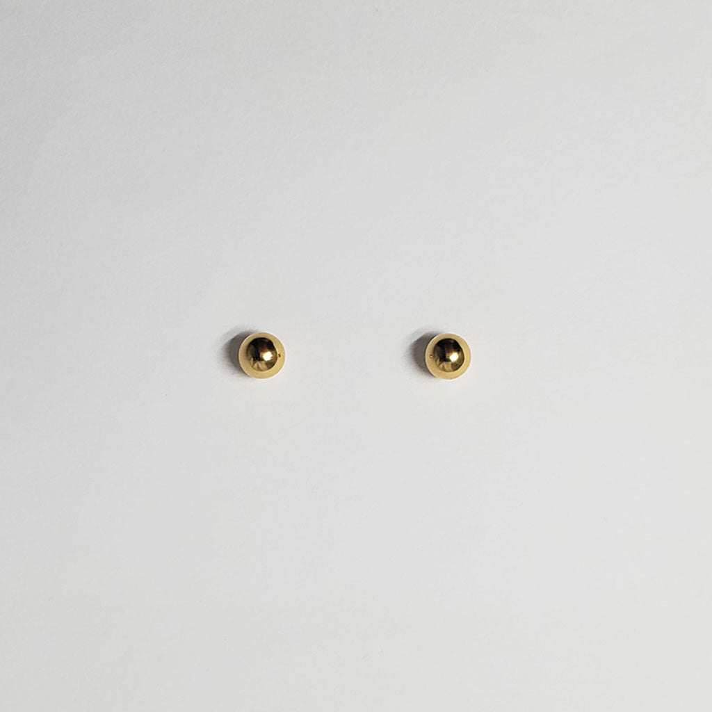 Basic Simple Stud Earrings BA1002