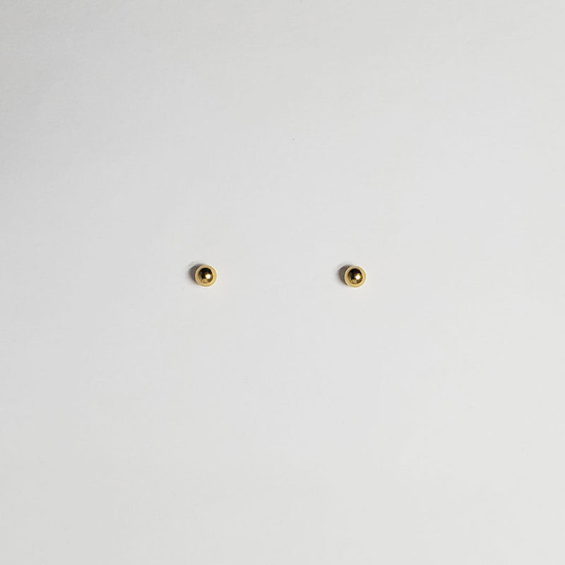 Basic Simple Stud Earrings BA1001
