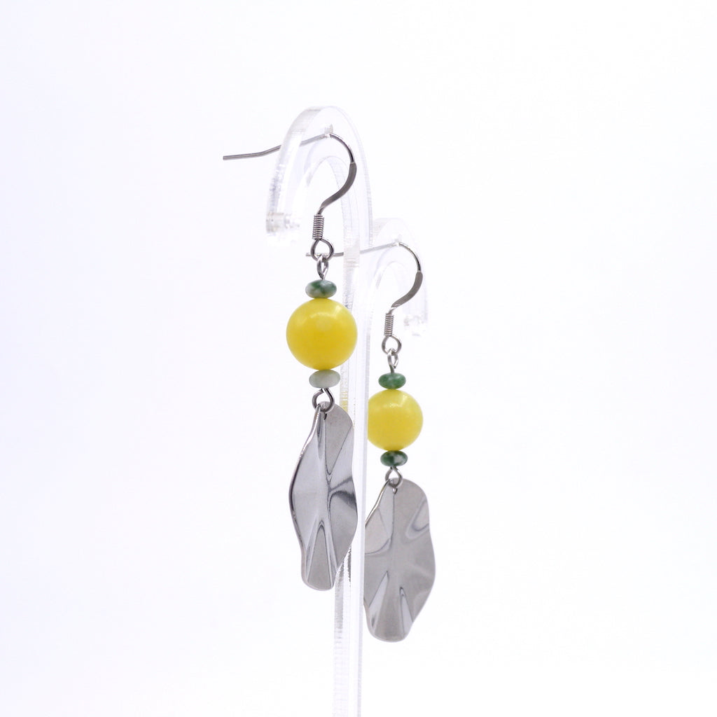 Lemonade Drop Earrings