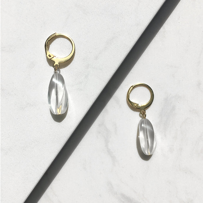 Icy Drop Earrings