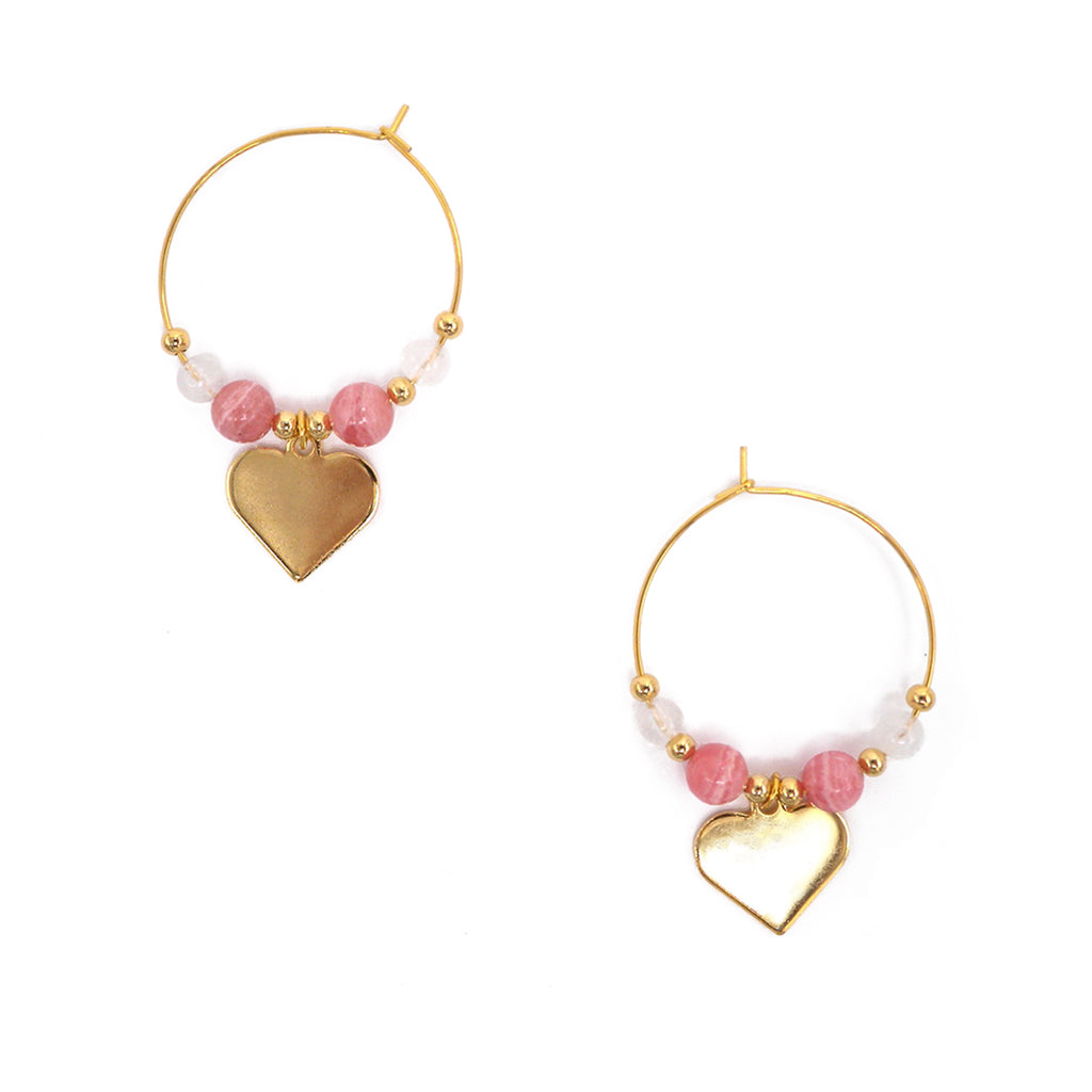Love Me More Earrings