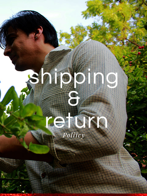 Shipping & Return Policy