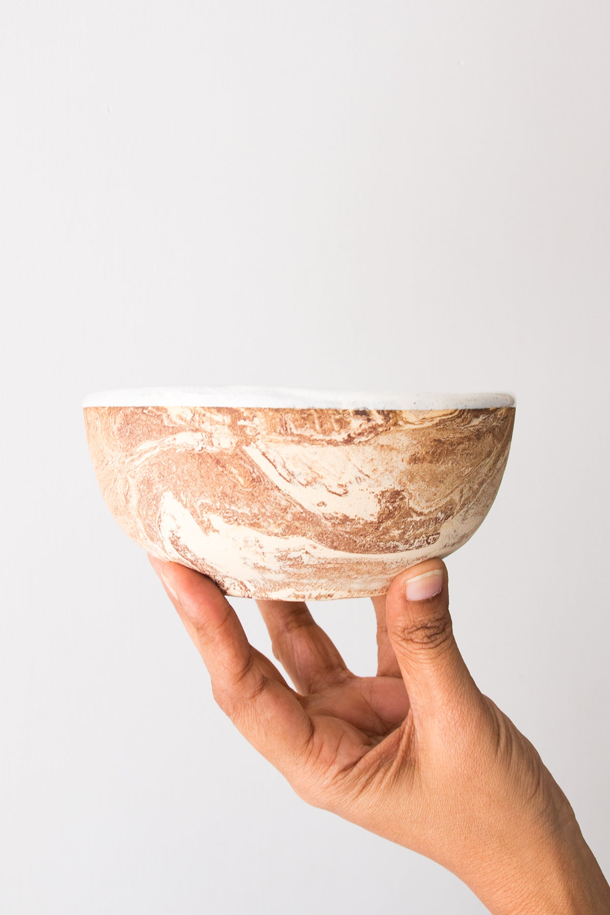 Chilly Evenings Terracota Soup Bowl