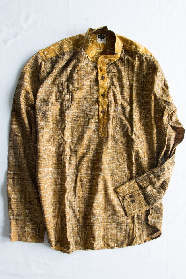 Cotton Printed Shirt Kurta