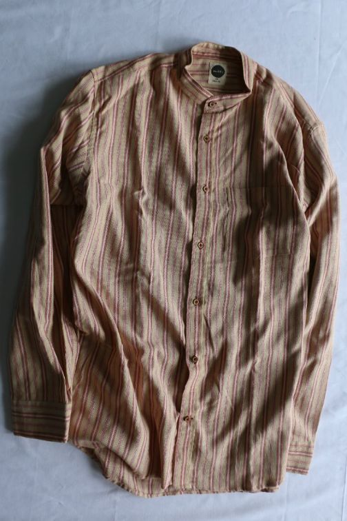 Stripy, Fall-Back Shirt