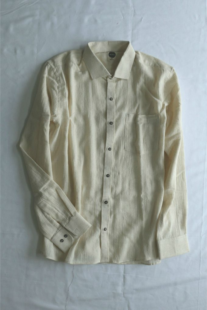 Kala Cotton Shirt - Off White