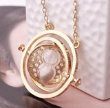Hermione's Time Turner | Gold Hourglass |  Harry Potter Collection |
