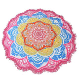 Mandala Beach Towel 59''