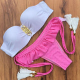 Hot! Brazilian Bikini | Push Up |