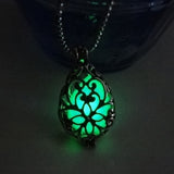Waterdrop Glow Necklace