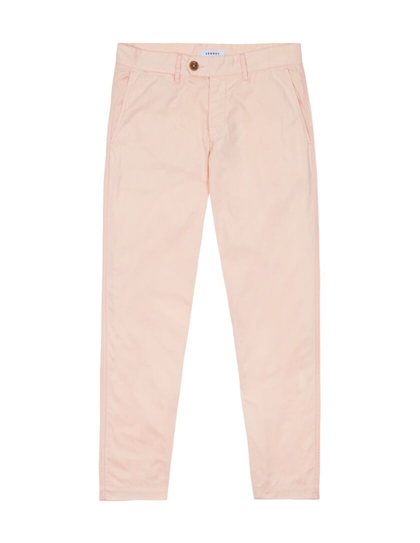 SUMMER CHINO - DUSTY PINK