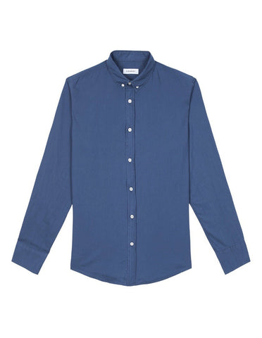 COTTON SHIRT - ORION BLUE