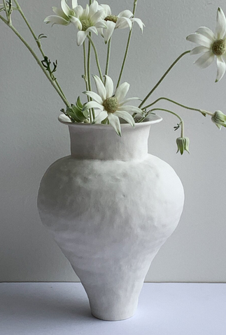 Tara Burke Porcelain Ceramic Vessel Large
