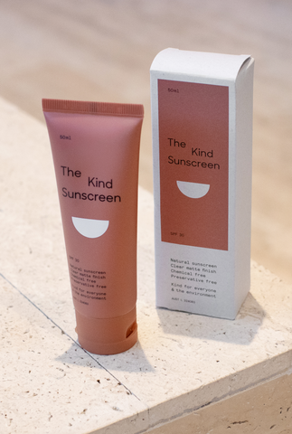 The Kind Sunscreen Suncreen