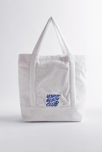 Beach Club Tote - White
