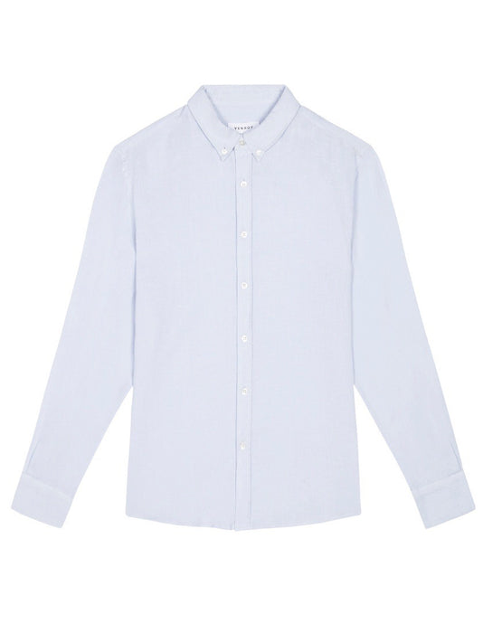 LINEN SHIRT - LIGHT BLUE