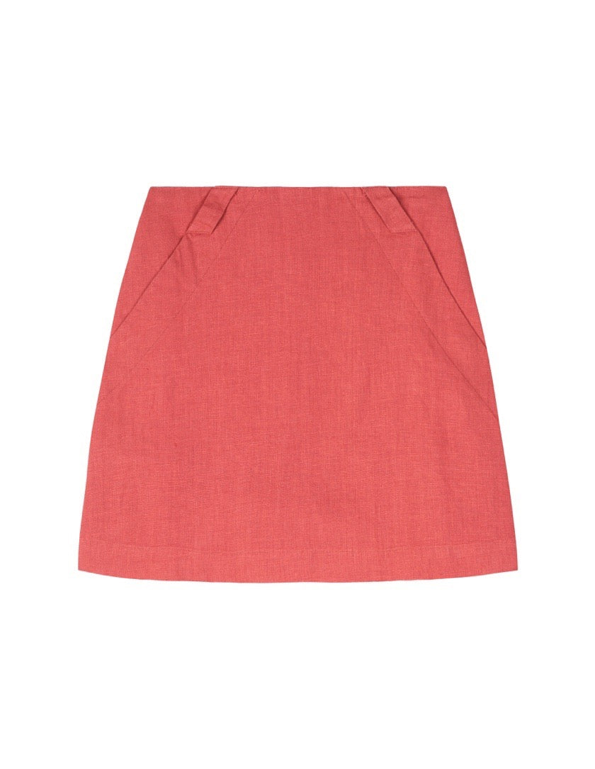 Womens High Waisted Skirt - Pinot