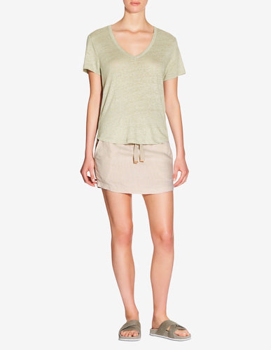 WOMENS SCOOPNECK T SHIRT - SAGE