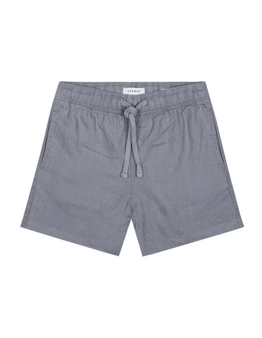 LOUNGE SHORTS - SLATE GREY