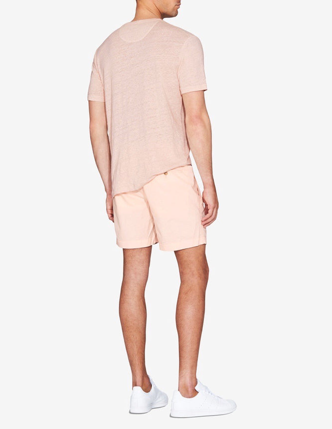 CHINO SHORT - DUSTY PINK