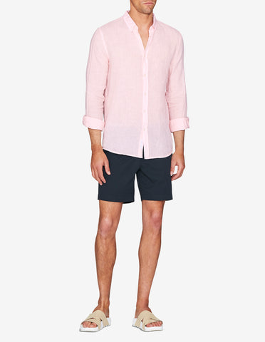 LINEN SHIRT - LIGHT PINK