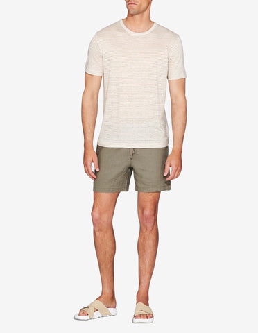LOUNGE SHORT - SAGE GREEN