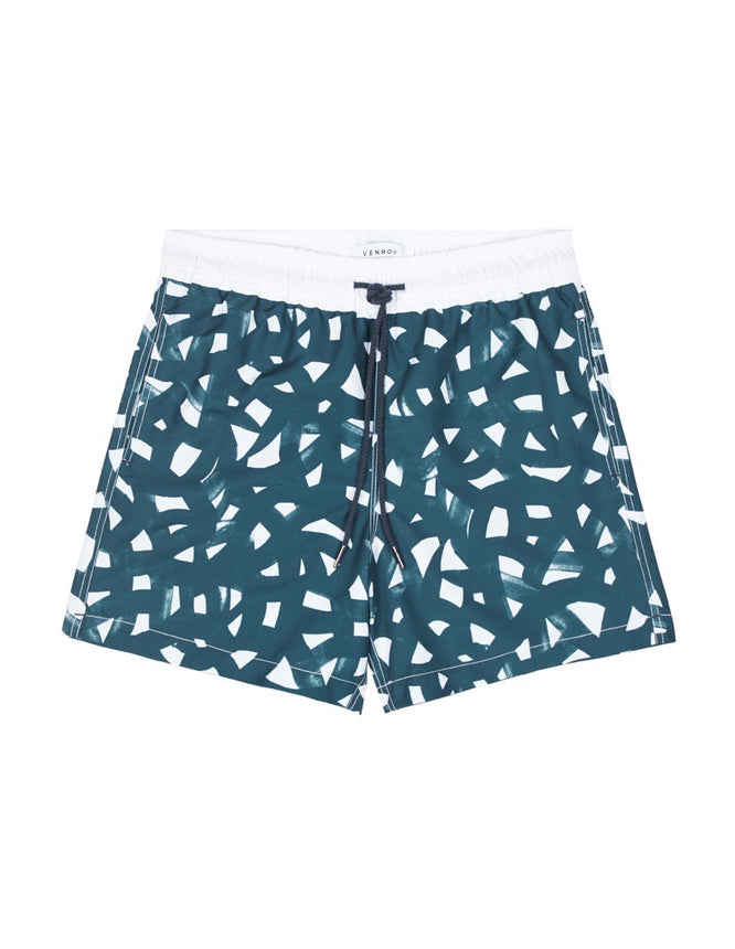 Swim Short - Black