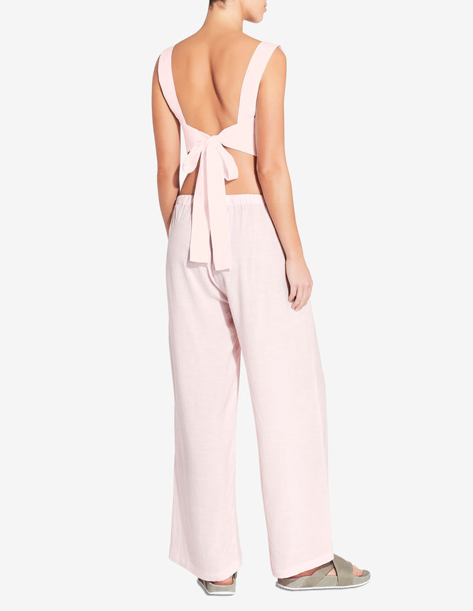 WOMENS BEACH PANT - LIGHT PINK