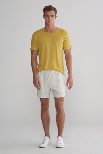 Lounge Short - Summer Stripe