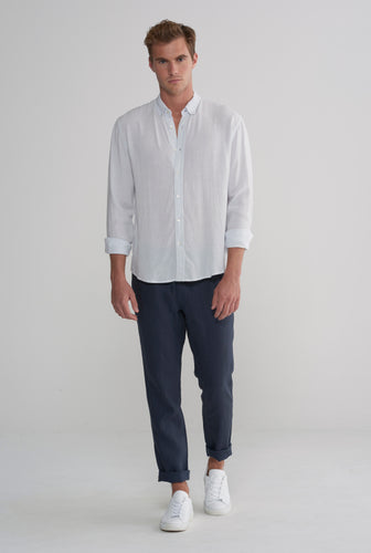 Tencel Shirt - Light Blue