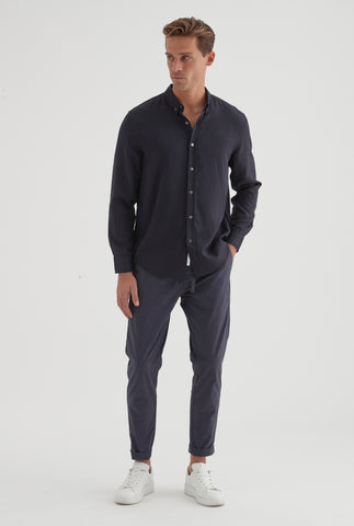 Winter Shirt - Navy