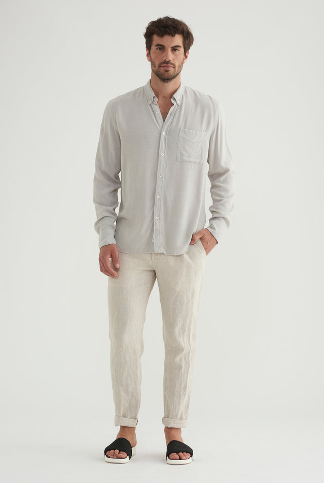 Tencel Shirt - White