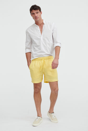 Lounge Short - Lemon