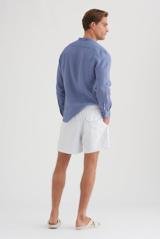 Lounge Short - Light Blue