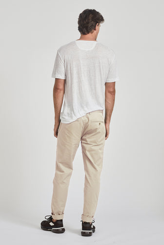 Square Tab Summer Chino - Signature Green