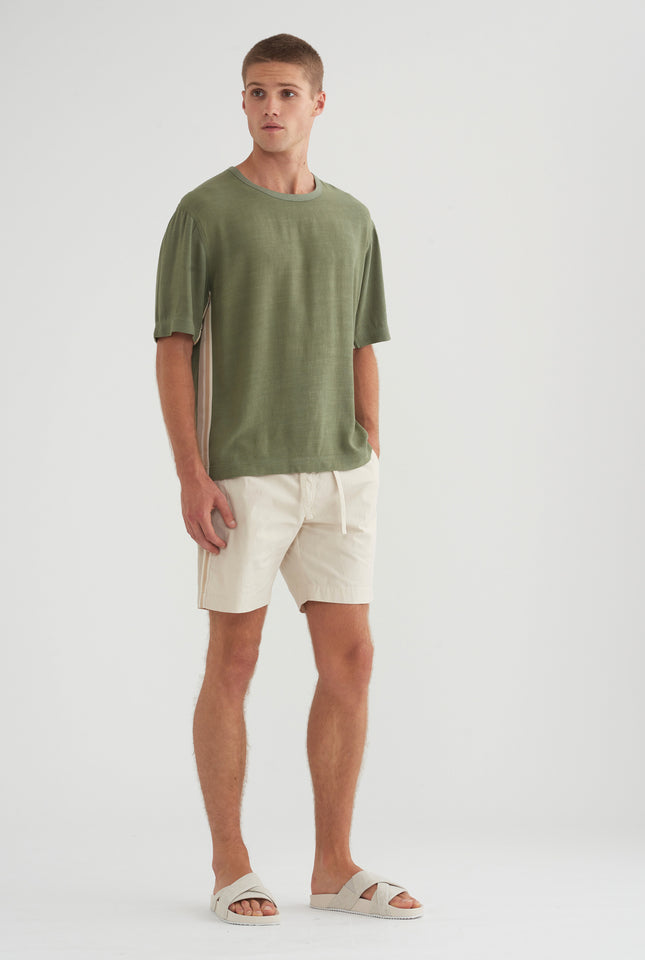 Tencel T-Shirt - Aspen Green