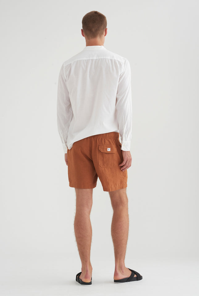 Lounge Short - Copper