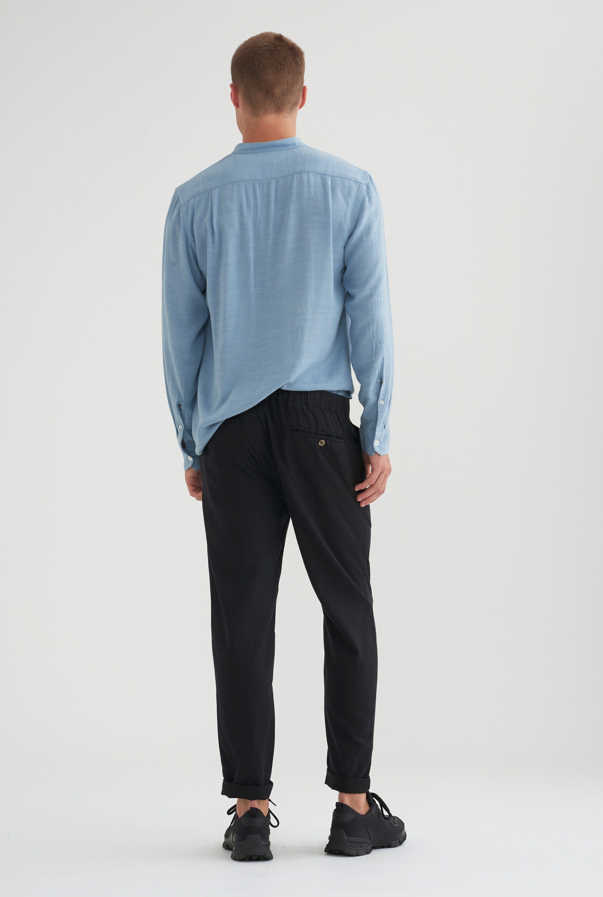 Original Tencel Lounge Chino - Black