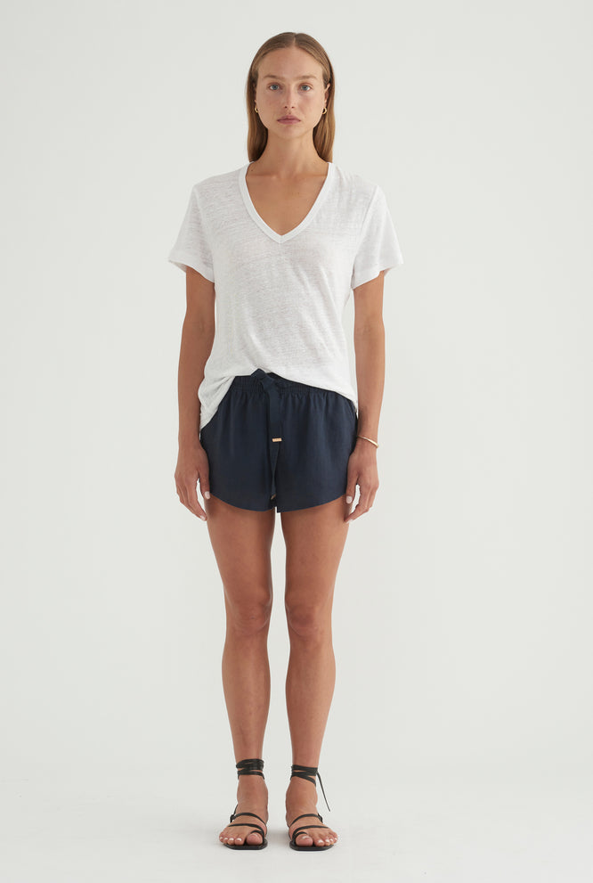 Lounge Short - Spring Blue