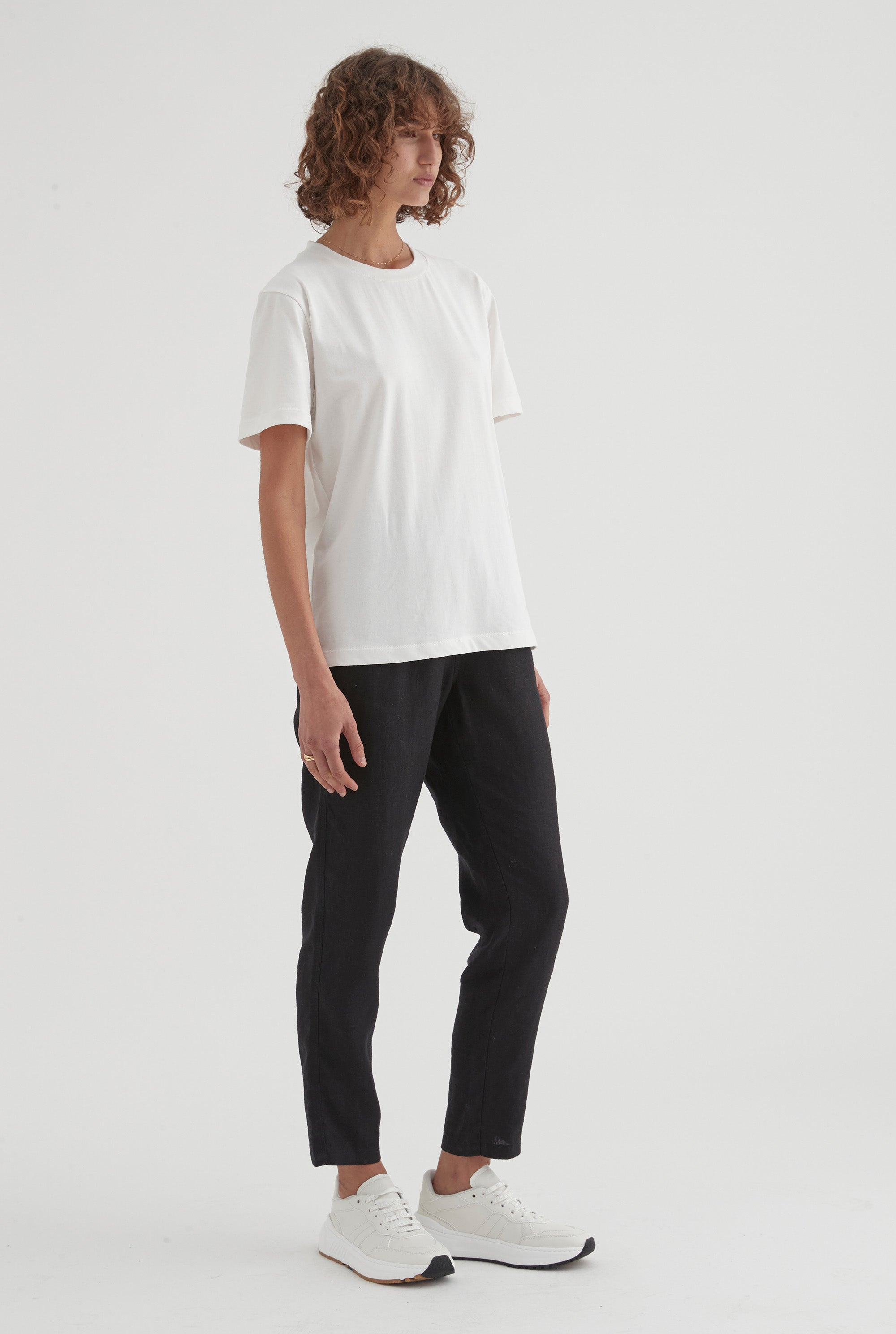 Heavy Weight T-Shirt - Off White