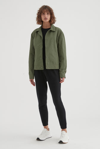 Shell Jacket - Dark Green