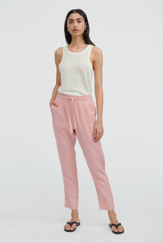 Womens Lounge Pant - Melon