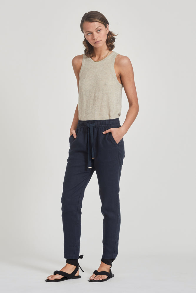 Original Womens Lounge Pant - Navy