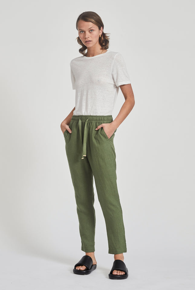 Women's Lounge Pant - Signature Green